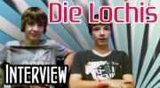 """Die Lochis """"Wir sind keine Götter"""" - Interview (bei den Videodays 2012 @ GamesCom)"""